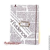 """Канцелярские товары ручной работы. Ярмарка Мастеров - ручная работа Блокнот с нуля А5 100 крафт листов """"Строгий"""". Handmade."""