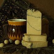 """Косметика ручной работы. Ярмарка Мастеров - ручная работа """"Коза дереза"""" натуральное,  молочное мыло ручной работы.. Handmade."""