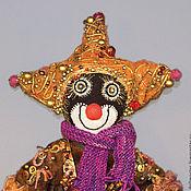Куклы и игрушки ручной работы. Ярмарка Мастеров - ручная работа Клоун Жанно. Handmade.