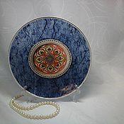 Для дома и интерьера handmade. Livemaster - original item Platter