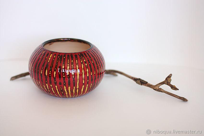 Ваза керамическая Murano