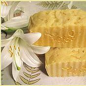 """Косметика ручной работы. Ярмарка Мастеров - ручная работа """"Клео"""", натуральное мыло на жире козьего молока. Handmade."""