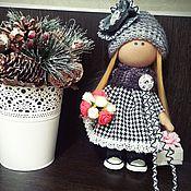 Куклы и игрушки ручной работы. Ярмарка Мастеров - ручная работа куколка Юленька. Handmade.