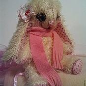 Куклы и игрушки ручной работы. Ярмарка Мастеров - ручная работа Зайка Кэндис,подружка мишки Тедди. Handmade.