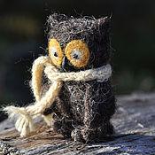 Куклы и игрушки ручной работы. Ярмарка Мастеров - ручная работа Игрушка сова Маша. Handmade.