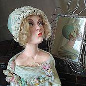 Куклы и игрушки ручной работы. Ярмарка Мастеров - ручная работа Авторская кукла Дези. Handmade.