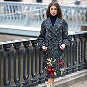 Одежда handmade. Livemaster - original item Tweed coat Milan. Handmade.