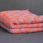 """Одежда ручной работы. Ярмарка Мастеров - ручная работа Слинг-шарф """"Фортуна"""" оранжевый. Handmade."""