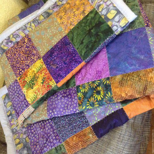 Текстиль, ковры ручной работы. Ярмарка Мастеров - ручная работа. Купить 1000 и одна ночь. Handmade. Фиолетовый, для дома и интерьера