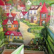 Картины и панно ручной работы. Ярмарка Мастеров - ручная работа Miracle Valley. Handmade.