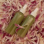 Hair Spray handmade. Livemaster - original item Spray against psoriasis on the head 100 ml. Handmade.