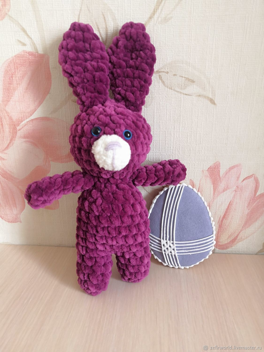 Berry Bunny, Stuffed Toys, Moscow,  Фото №1