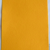 Материалы для творчества handmade. Livemaster - original item The soft felt sheet 1 mm 20 x 30 color yellow YF640. Handmade.