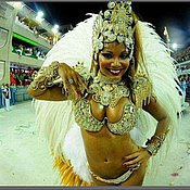 Одежда ручной работы. Ярмарка Мастеров - ручная работа Бразильские костюмы для шоу. Handmade.