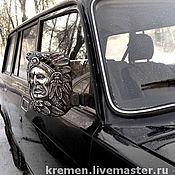 Дизайн и реклама ручной работы. Ярмарка Мастеров - ручная работа декор автомобиля. Handmade.