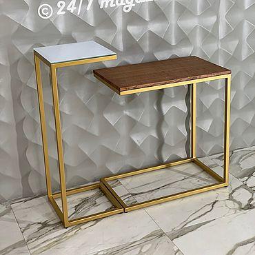 Мебель ручной работы. Ярмарка Мастеров - ручная работа Журнальный столик MONE.. Handmade.