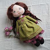 Куклы и пупсы ручной работы. Ярмарка Мастеров - ручная работа Куклы и пупсы: Дашенька. Handmade.