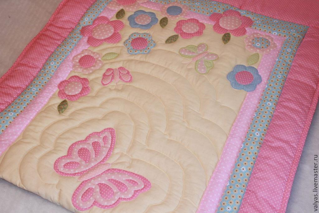 Детское одеяло своими руками сшить для девочки 32