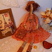 Куклы и игрушки ручной работы. Ярмарка Мастеров - ручная работа Саванна,осень на пороге. Handmade.