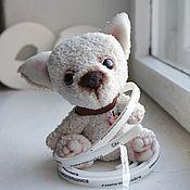 Куклы и игрушки ручной работы. Ярмарка Мастеров - ручная работа Щенок чихуахуа. Handmade.