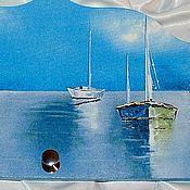 """Для дома и интерьера ручной работы. Ярмарка Мастеров - ручная работа Вешалка """"Морская"""". Handmade."""