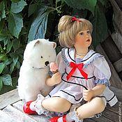 Куклы и игрушки handmade. Livemaster - original item Collectible porcelain doll Madelayn and Harry. Handmade.