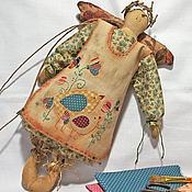 Куклы и игрушки ручной работы. Ярмарка Мастеров - ручная работа Чердачный Ангел весенний. Handmade.