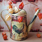 Цветы и флористика handmade. Livemaster - original item Watering Cocks. Handmade.