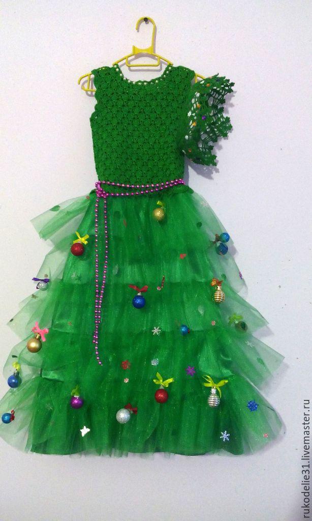 Новогоднее платье и костюмы
