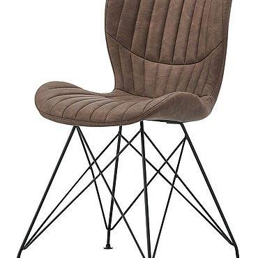 Мебель ручной работы. Ярмарка Мастеров - ручная работа Стул Барселона коричневый 2075. Handmade.