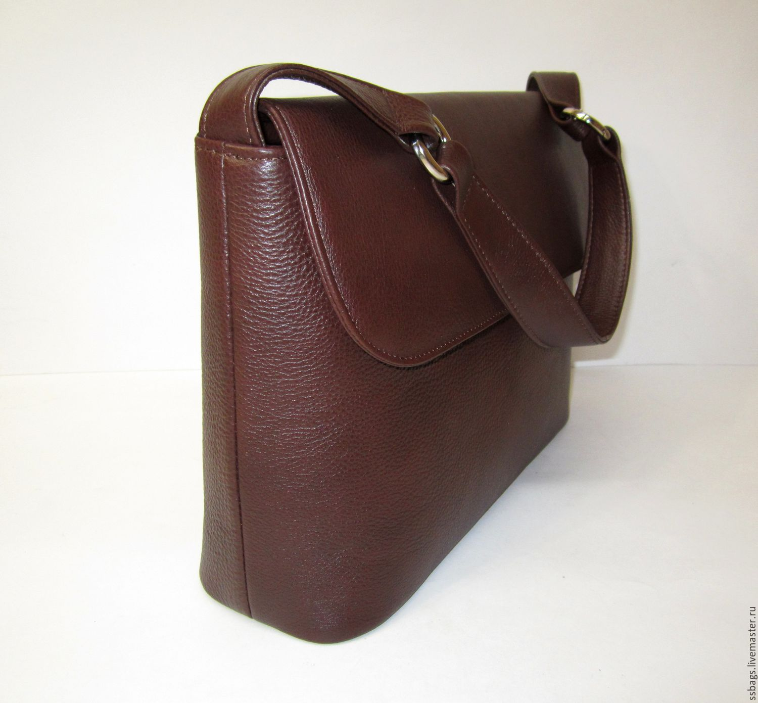 ee08a60f2760 ... Handbags handmade. Lightweight carry bag with two strap myself. from  cognac Italian genuine leather ...