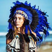 Фен-шуй и эзотерика handmade. Livemaster - original item Roach Oneida Indian /native American Halloween costume/Christmas costume. Handmade.