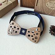 Аксессуары handmade. Livemaster - original item Tie wooden. Handmade.