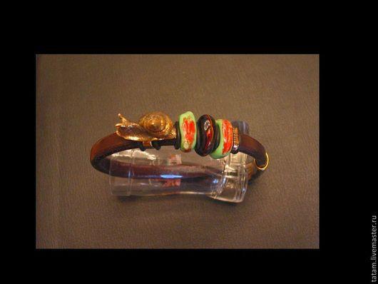 Необычный стильный браслет, в единственном экземпляре.