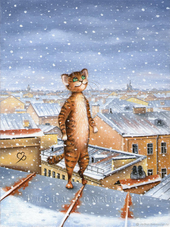 Открытки коты санкт-петербурга, картинки замело снегом