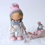 Куклы и игрушки ручной работы. Ярмарка Мастеров - ручная работа Лаура и Робин. Handmade.