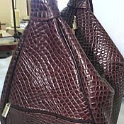 Сумки и аксессуары ручной работы. Ярмарка Мастеров - ручная работа сумка рюкзак кожаная  1. Handmade.