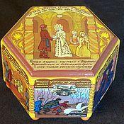 Для дома и интерьера handmade. Livemaster - original item The box is wooden