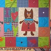 """Для дома и интерьера ручной работы. Ярмарка Мастеров - ручная работа """"Коты идут!"""". Handmade."""
