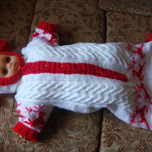 Для новорожденных, ручной работы. Ярмарка Мастеров - ручная работа. Купить Яркий конверт для новорожденного. Handmade. Подарок для новорожденных