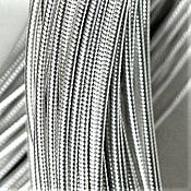 Канитель ручной работы. Ярмарка Мастеров - ручная работа Канитель жесткая 1 мм, Индия. Handmade.