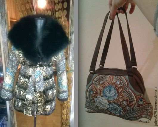 Верхняя одежда ручной работы. Ярмарка Мастеров - ручная работа. Купить Единственная шуба норка капюшон лиса пояс сумка. Handmade.