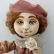 """Куклы и игрушки ручной работы. Ярмарка Мастеров - ручная работа """"Паулина"""". Handmade."""