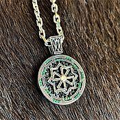 Украшения handmade. Livemaster - original item Molvinets (lace). Handmade.