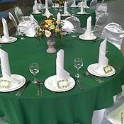 Свадебный салон ручной работы. Ярмарка Мастеров - ручная работа Скатерть - наперон 2,20х2,20. Handmade.