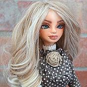 Франциска. Авторская, интерьерная кукла. LivingDoll, текстиль