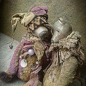 """Куклы и игрушки ручной работы. Ярмарка Мастеров - ручная работа """"Дурашка"""" мишка тедди-долл. Handmade."""