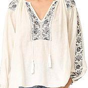 Одежда handmade. Livemaster - original item Women`s embroidery ЖР4-082. Handmade.