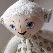 Куклы и игрушки ручной работы. Ярмарка Мастеров - ручная работа Овечка Бе)). Handmade.