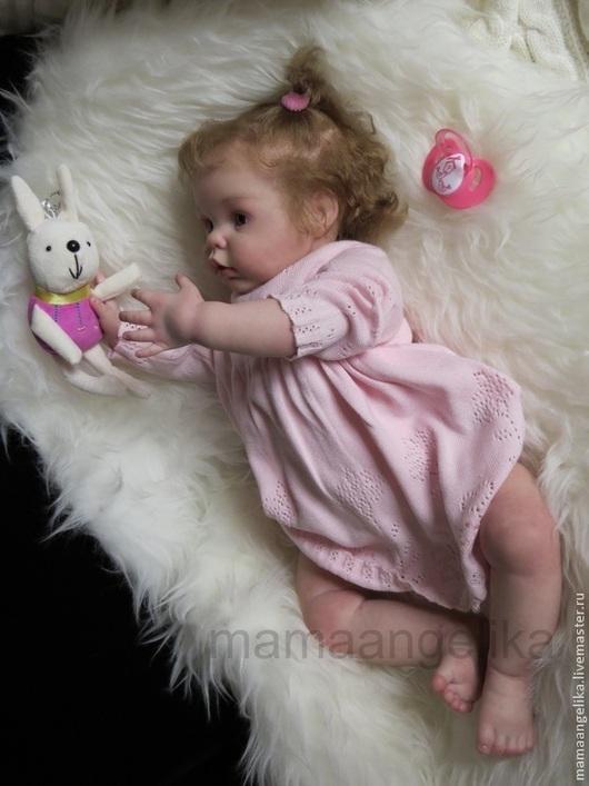 Куклы-младенцы и reborn ручной работы. Ярмарка Мастеров - ручная работа. Купить кукла реборн Ксюшка (молд Шанель). Handmade.